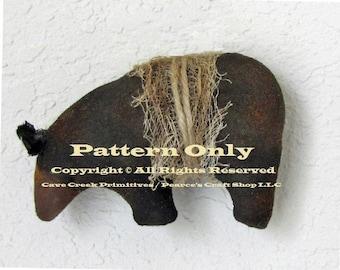 Primitive E-Patterns