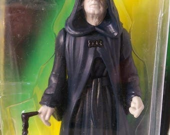 Star Wars: Power of the Force II ~ Emperor Palpatine by Kenner (1996)