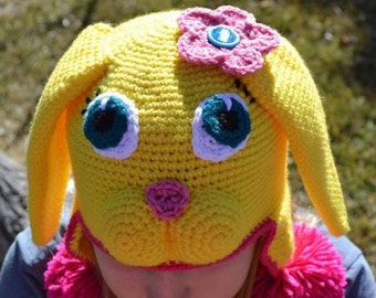Sweet Bunny Beanie