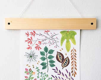 March Nature Collection Art Print