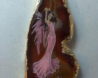 Fairy Agate Pendant