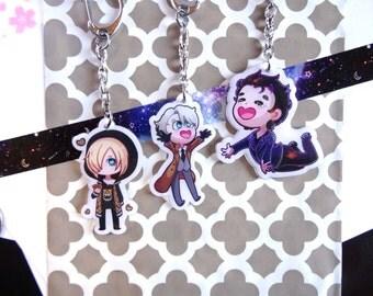 Yuri On Ice! Keychains