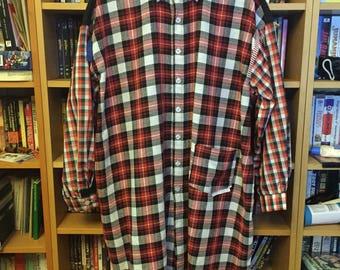 Culture Club 'I'll Tumble 4 Ya' replica Checked shirt/coat only.
