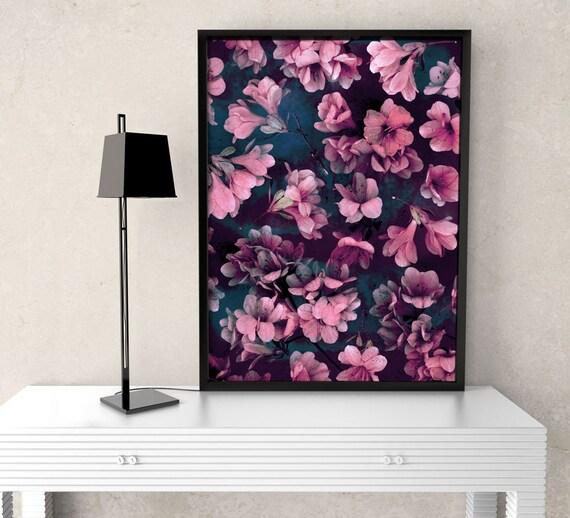 Arcane Azalea - Flower Art Print, floral & botanical photo, nature inspired, interior design, home decor, wildflower, garden