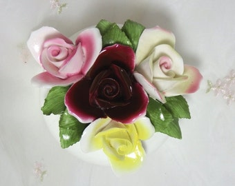 The Princess Collection's wonderful bouquet of Roses // Staffordshire England