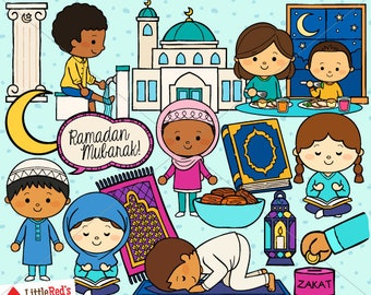 Ramadan Clipart - for personal and limited commercial use