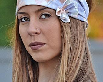 Headbands, Floral Headband, Bohemian Headband, Hair Accessories, Womens Accessories, Womens Turbans, Linen Headband, Vintage Headbands, 50s
