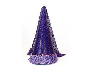 Princess Hat_Violet