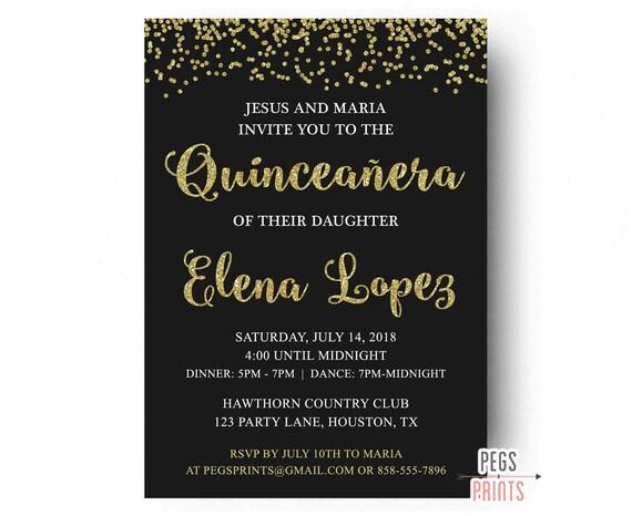 il_570xn - Quinceanera Invites