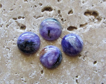 4 Chroite Cabochon from Russia