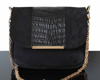 Leather black bag, luxury bags, luxury clutch, black clutch,
