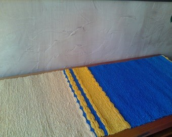Table Runner or Wall Deco Handwoven