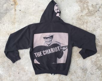 The Chariot Hoodie Size Small