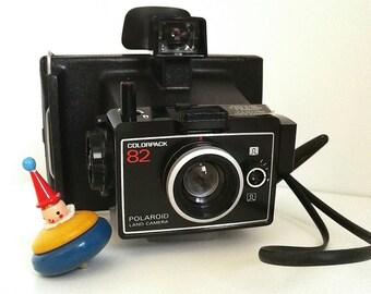 Polaroid camera Colorpack 82 Land Camera