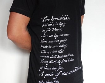 Romeo and Juliet T-shirt