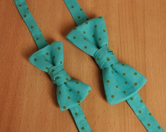 Father and Son Bow Ties. Matching Set for Dad and Son