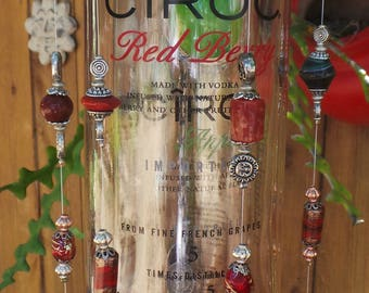 Ciroc Vodka Wind Chime--2 Tiered