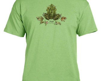 Frog of North America t-shirt