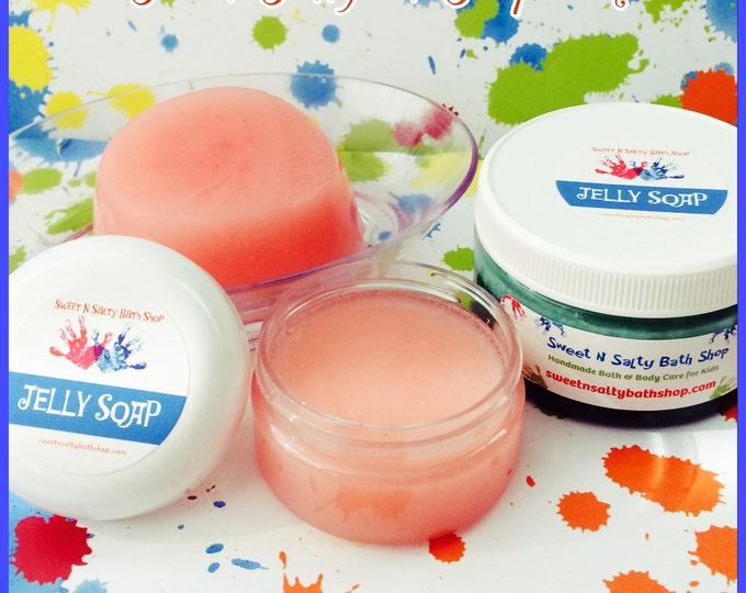 Smelly Jelly Soap/Bubblegum, Cotton Candy and More!