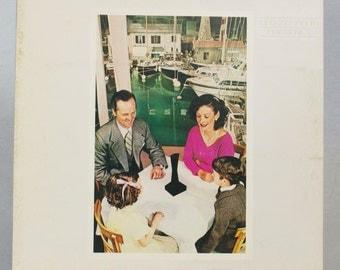 Led Zeppelin Presence 1976 Album Swan Song Records Original Vintage Vinyl LP