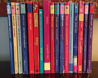 Beverly Cleary 1990s editions - Set of 16 + bonus Ribsy