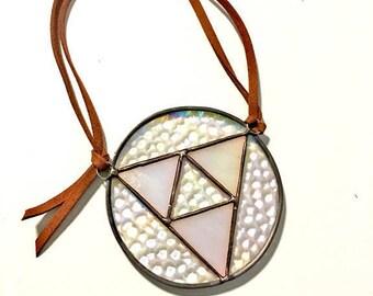 Pocket Mandala (full iridescent)