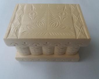 New beautiful natural handcarved,handmade wooden puzzle box,secret box,magic box,jewelry box,brain teaser,storage box,flower design box gift