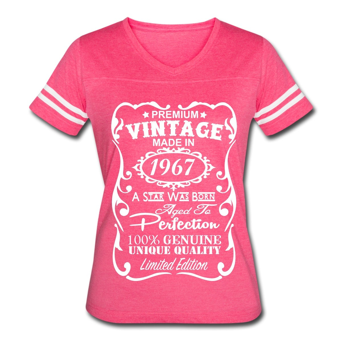50th Birthday Gift Ideas For Women VELVETY PRINT Vintage By QualityBirthdayGifts