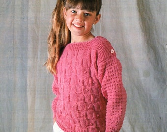 Knitting Patterns For Childrens Characters : Victoria Plum Knitting Pattern, Wendy Knitting Pattern ...