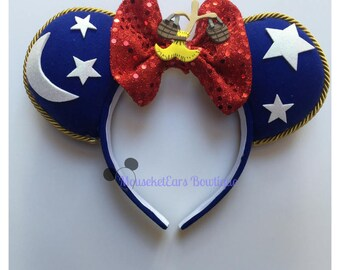 Sorcerer Mickey inspired Mouse Ears