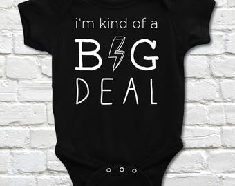 Baby Boy Funny Clothes, Funny Black Onesie, Hipster Baby Clothes, Unique Funny Onesie, Baby Shower Gift, Baby Gift, Unique Funny Boy Gift