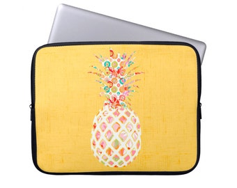 Neoprene Laptop Sleeve laptop case MacBook Case pineapple Laptop sleeve computer Case Laptop Bag laptop cover macbook sleeve computer sleeve