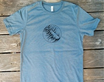 Men's Whale T-Shirt - Cachalot  (Balaena Collection)