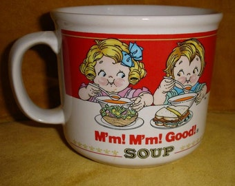Advertising Campbell Soup Bowl