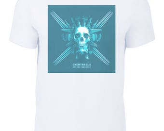 Men's T Shirt (CHEMTRAILS) - Stringtheorist Merchandise