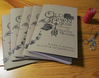 Old Town Press ~ Spring 2017 Edition