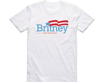 Britney For President Shirt