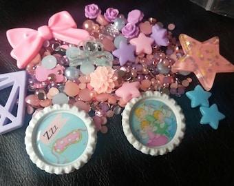Sleeping beauty Decoden / embellishment bundle