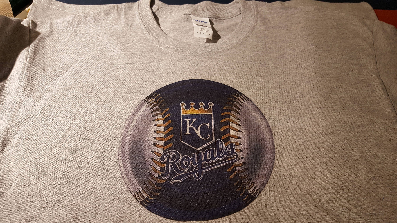 Kansas city royals custom made t shirts royals shirts pick for Custom shirts kansas city