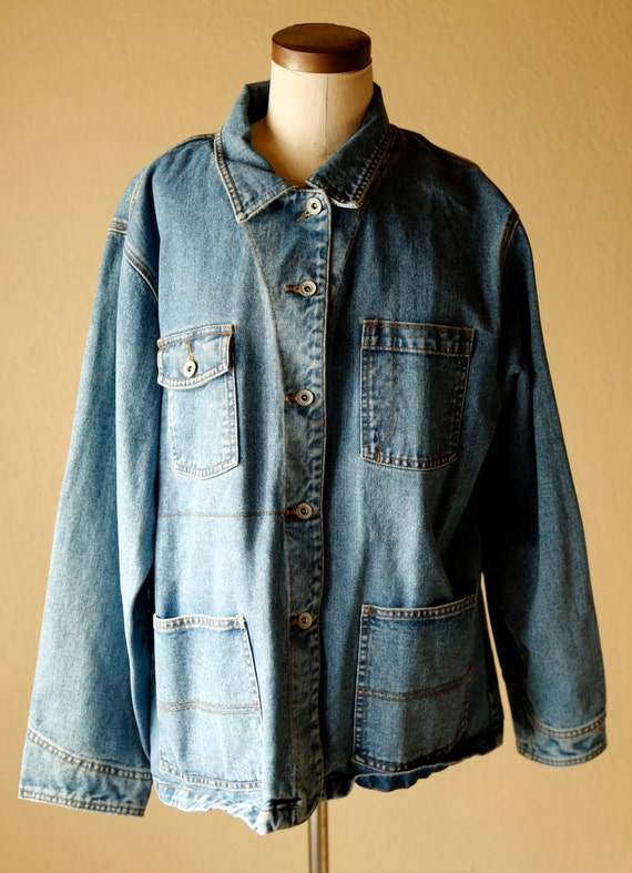 Now on sale at truexfilepv.cf: our Signature Denim Barn Jacket. Get free shipping and the best prices on Women's Outerwear and Jackets.