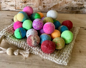 Mini Bath Bombs Variety Pack