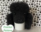 Dog Crochet Pattern - Amigurumi Poodle - Crochet Poodle - Crochet Animal Pattern - Amigurumi Dog Pattern - Crochet Pattern Dog