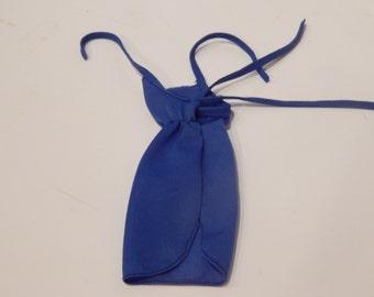 Vintage Barbie Fashion Fun 7499 Blue Dress 1984