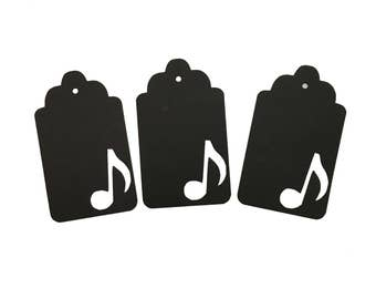 Music Note 2 Gift Tags