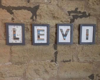 Wall Letters