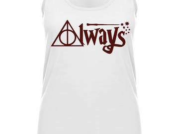 Harry Potter Always Shirt, Snape Always