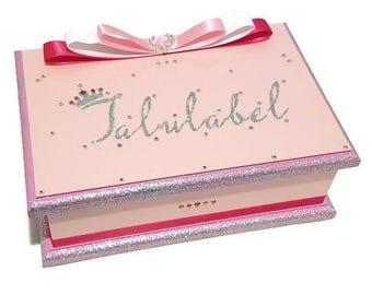 OTT Pretty in Pink Keepsake Box