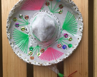 Mexican dog hat / Mariachi dog hats / Mexican Sombreros for dogs / Sombreritos Cinco de Mayo