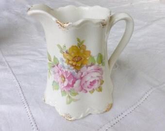 Warwick Rosemont china creamer
