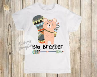 Custom Big Brother Woodland Shirt